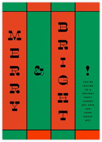 Merry Mod - The Indigo Bunting -
