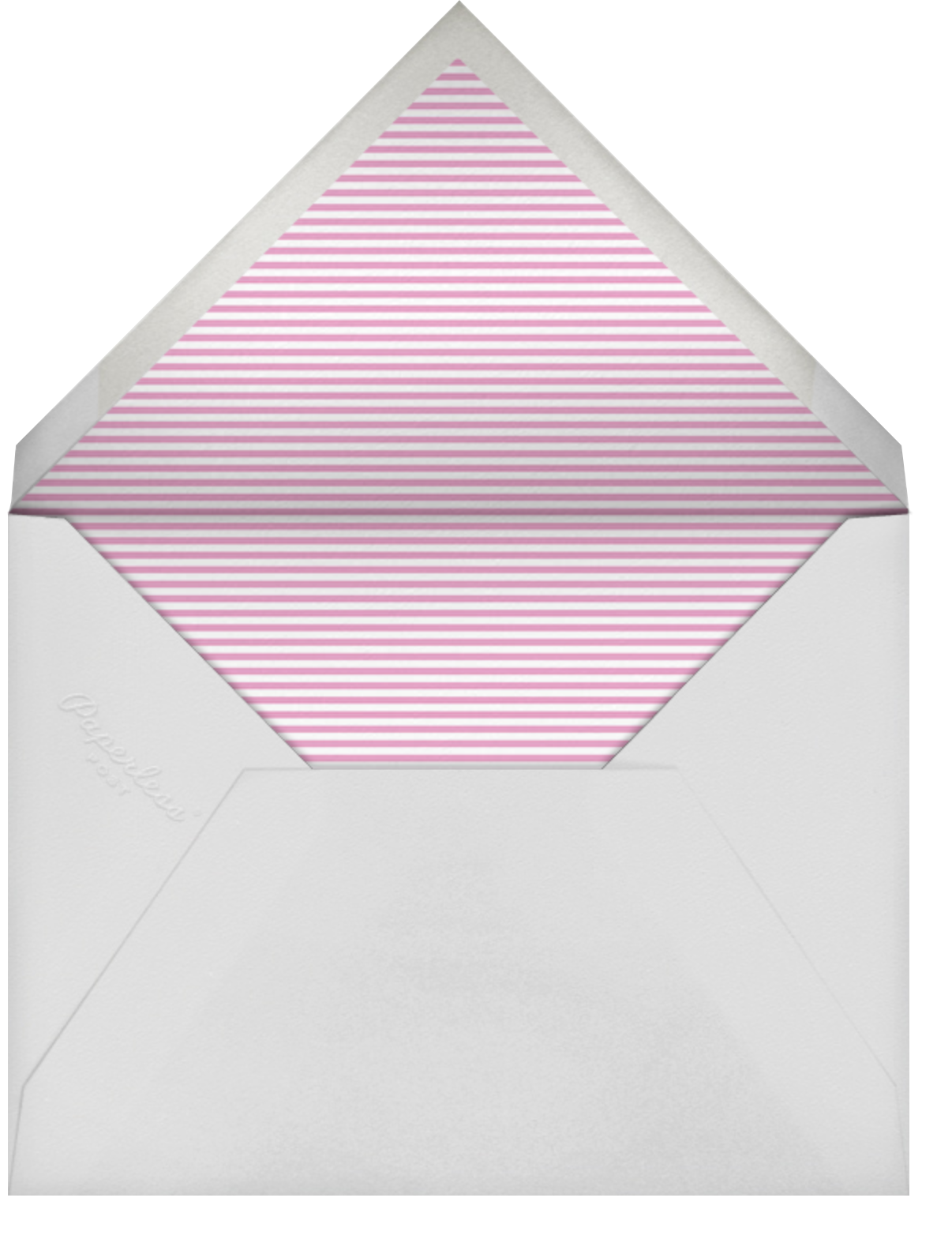 Field Day - Little Cube - Mother's Day - envelope back