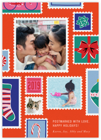 Leave Your Stamp - Cheree Berry - Holiday cards