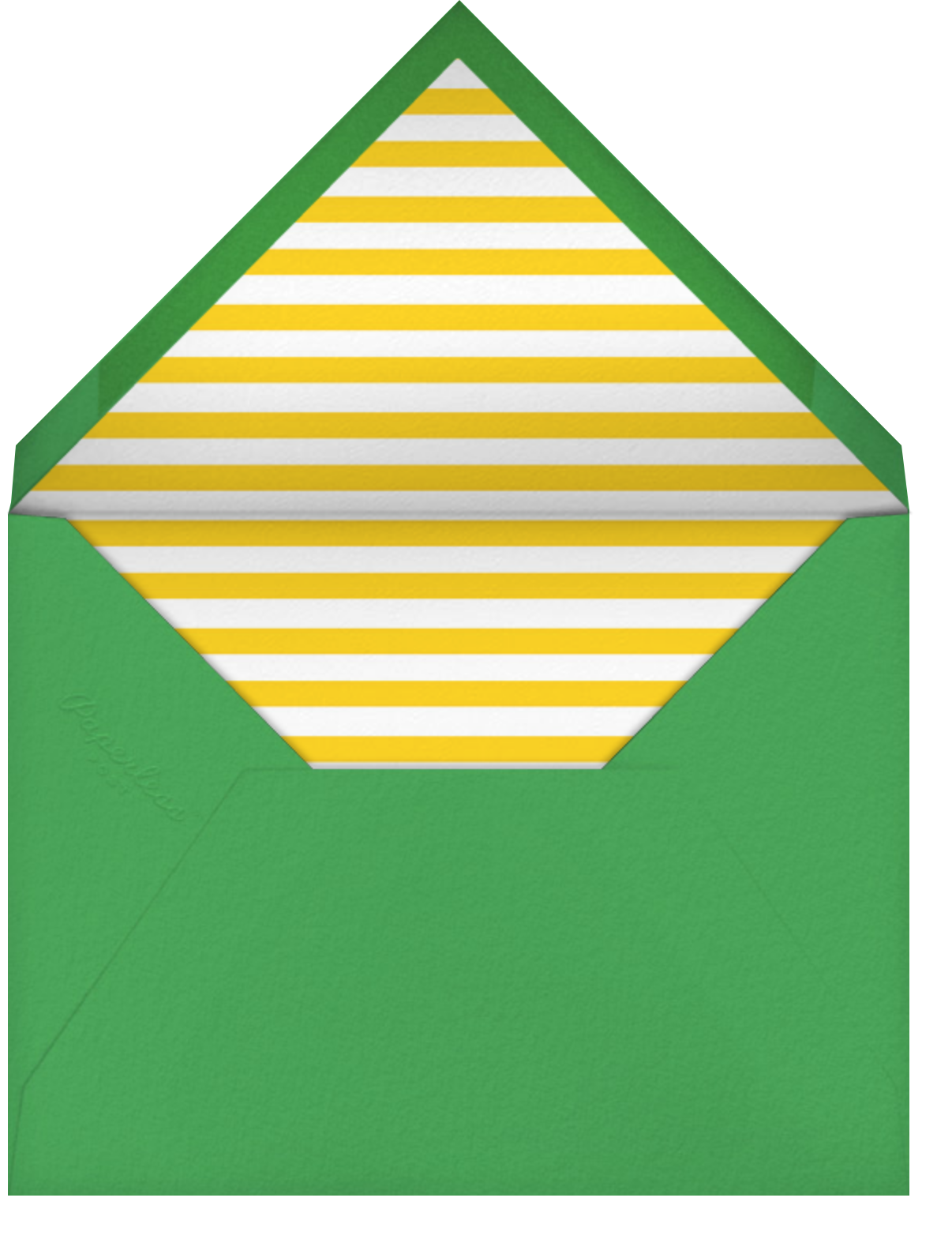 Welcome to Our New Home - Mr. Boddington's Studio - Housewarming - envelope back