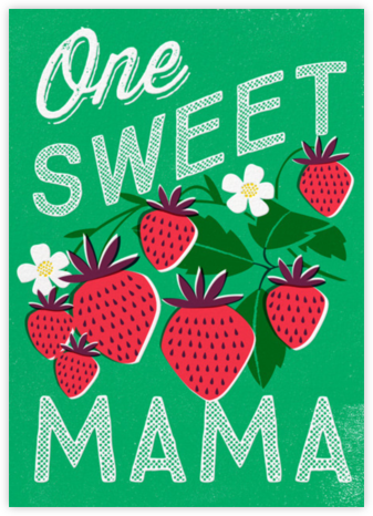 One Sweet Mama - Hello!Lucky - Mother's day cards