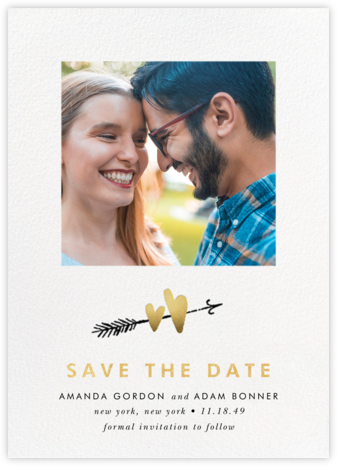 Cupid's Match - kate spade new york - Save the dates