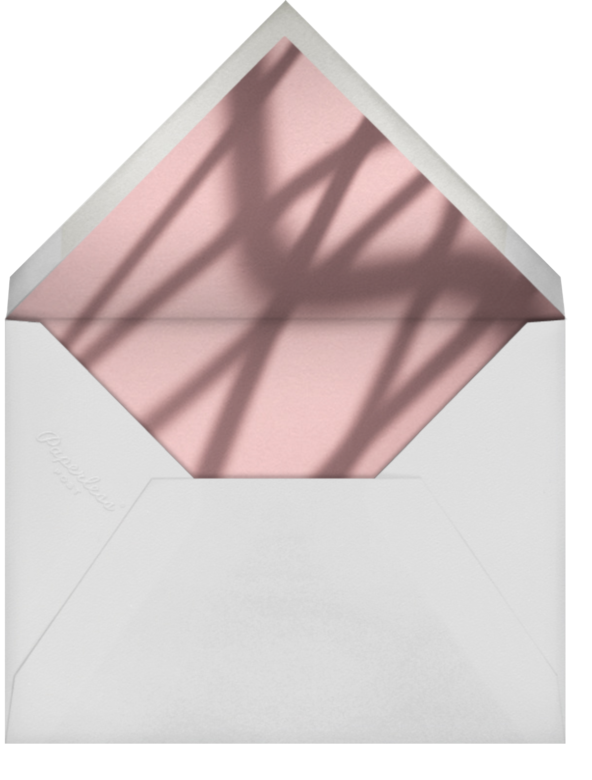 Markham Photo - Gold - Paperless Post - Envelope