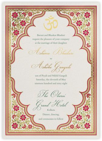 Niwas (Invitation) - Paperless Post
