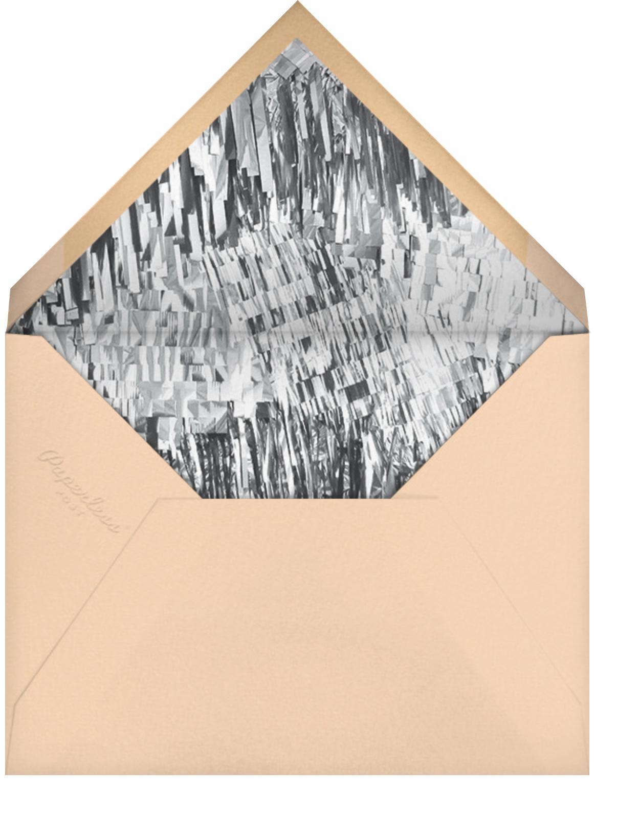 Flutter Photo - Neutral - CONFETTISYSTEM - Bridal shower - envelope back
