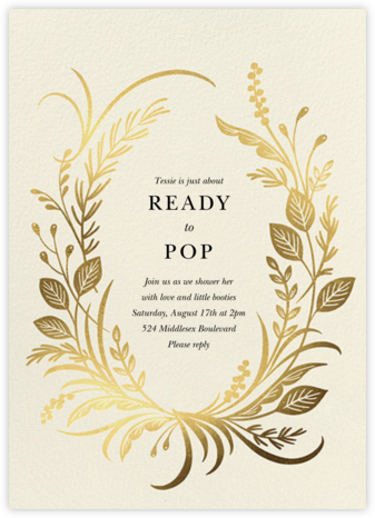 Festone - Paperless Post - Baby Shower Invitations