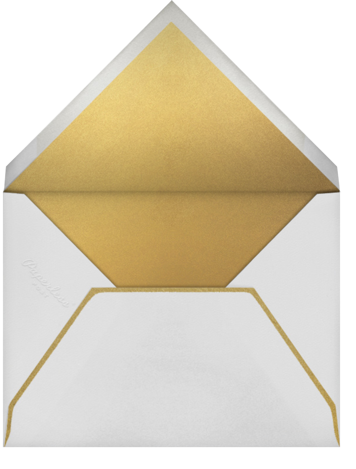 Niwas - Paperless Post - Adult birthday - envelope back