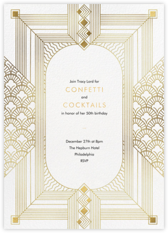 Ruhlmann - Paperless Post - Adult birthday invitations