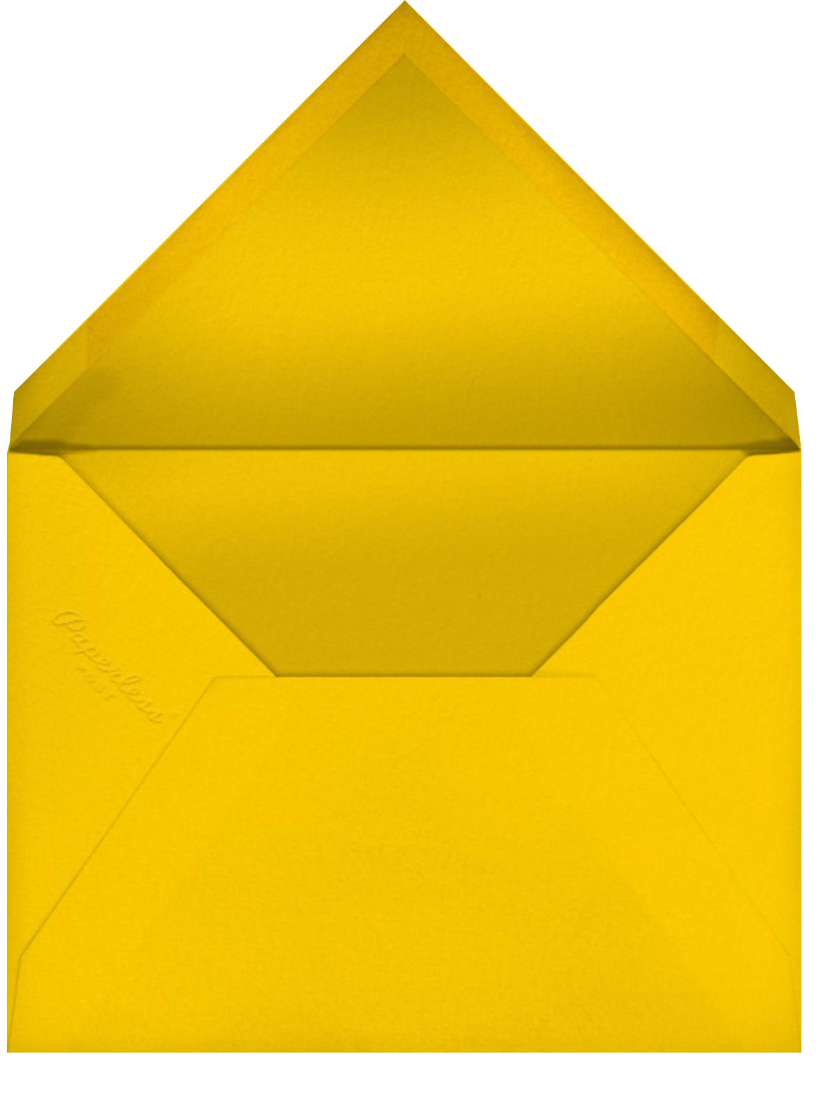 Three Rings - Paperless Post - Kids' birthday - envelope back