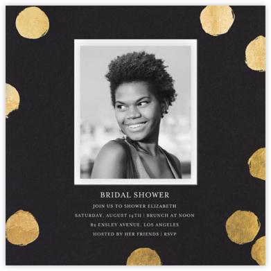 Reese (Photo) - Black/Gold - Sugar Paper -