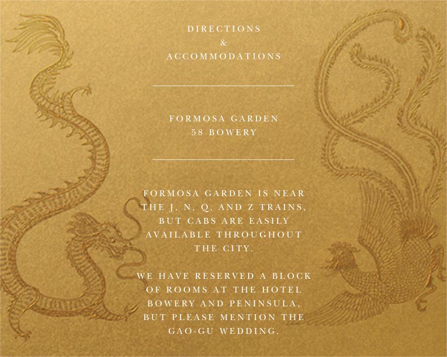 Xijiu (Invitation) - Paperless Post - All - insert front