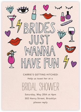 Brides Wanna - Paper Source - Paper Source
