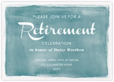 Retirement Invitations Farewell Invitations Online At