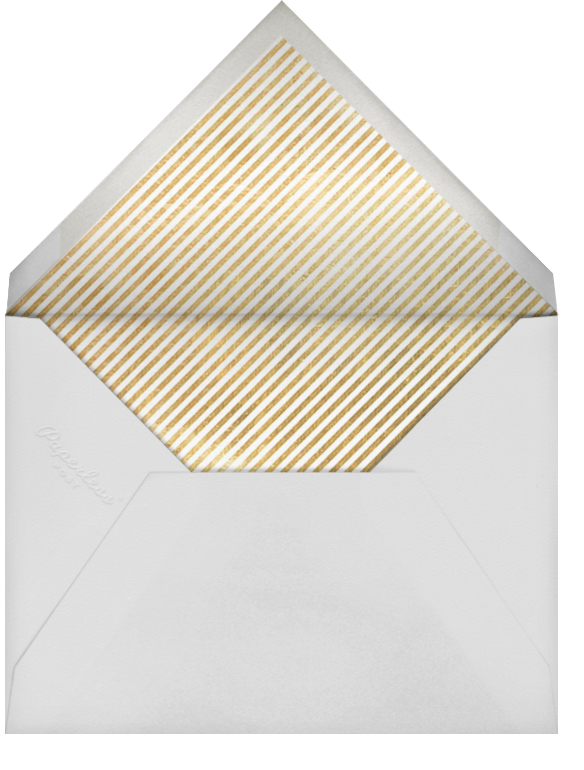 Passport to Romance - Paperless Post - Farewell party - envelope back