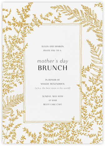 Fionola - Paperless Post - Online Mother's Day invitations