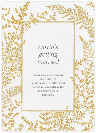 Fionola - Paperless Post - Bridal shower invitations