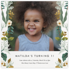 Kids Birthday Invitations Online At Paperless Post