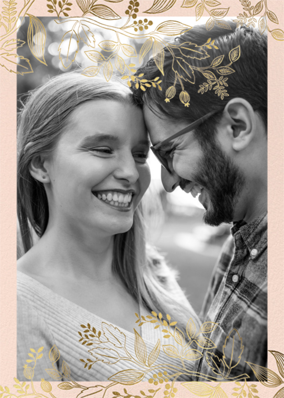 Queen Anne Photo (Invitation) - Rifle Paper Co. - Rifle Paper Co. Wedding