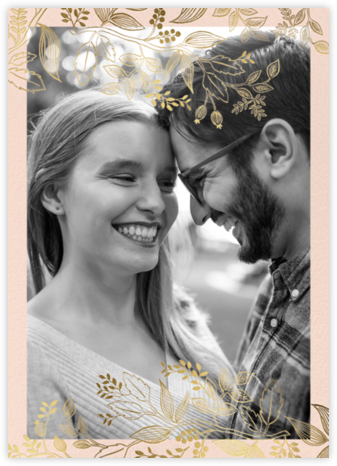 Queen Anne Photo (Invitation) - Rifle Paper Co. - Wedding Invitations