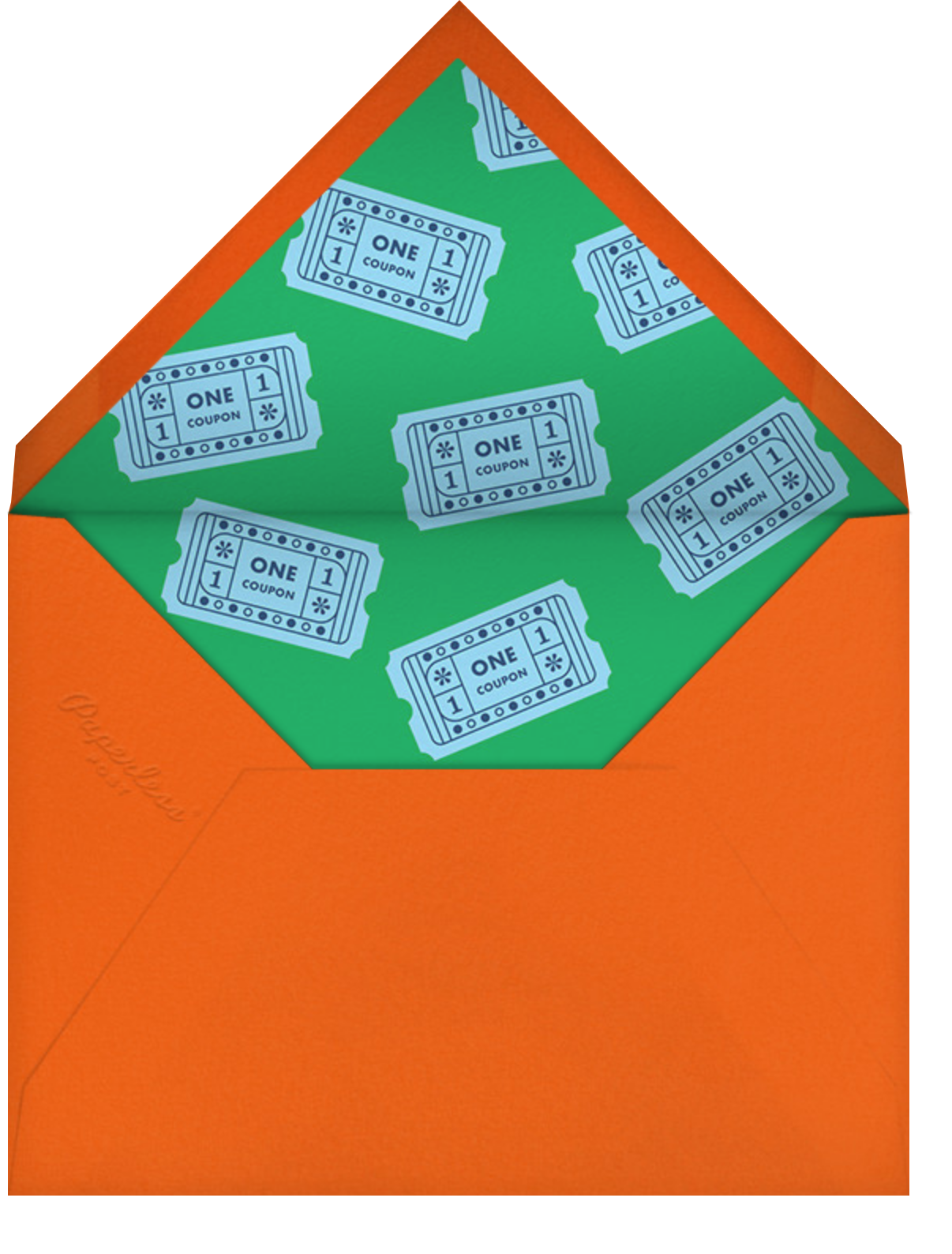 Crane Style - Paperless Post - Envelope