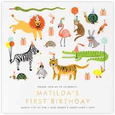 First Birthday And Baby Birthday Invitations Online At