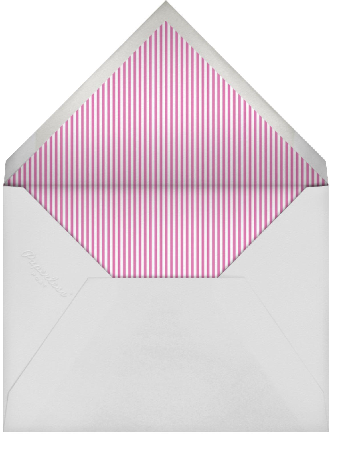 Kittie's Teatime Treats - Little Cube - Envelope