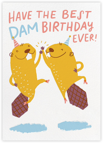 Beaver Buds - Hello!Lucky - Birthday