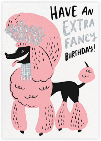 Extra Fancy - Hello!Lucky - Birthday cards