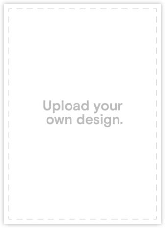 Custom (Greeting) - Tall - Paperless Post -