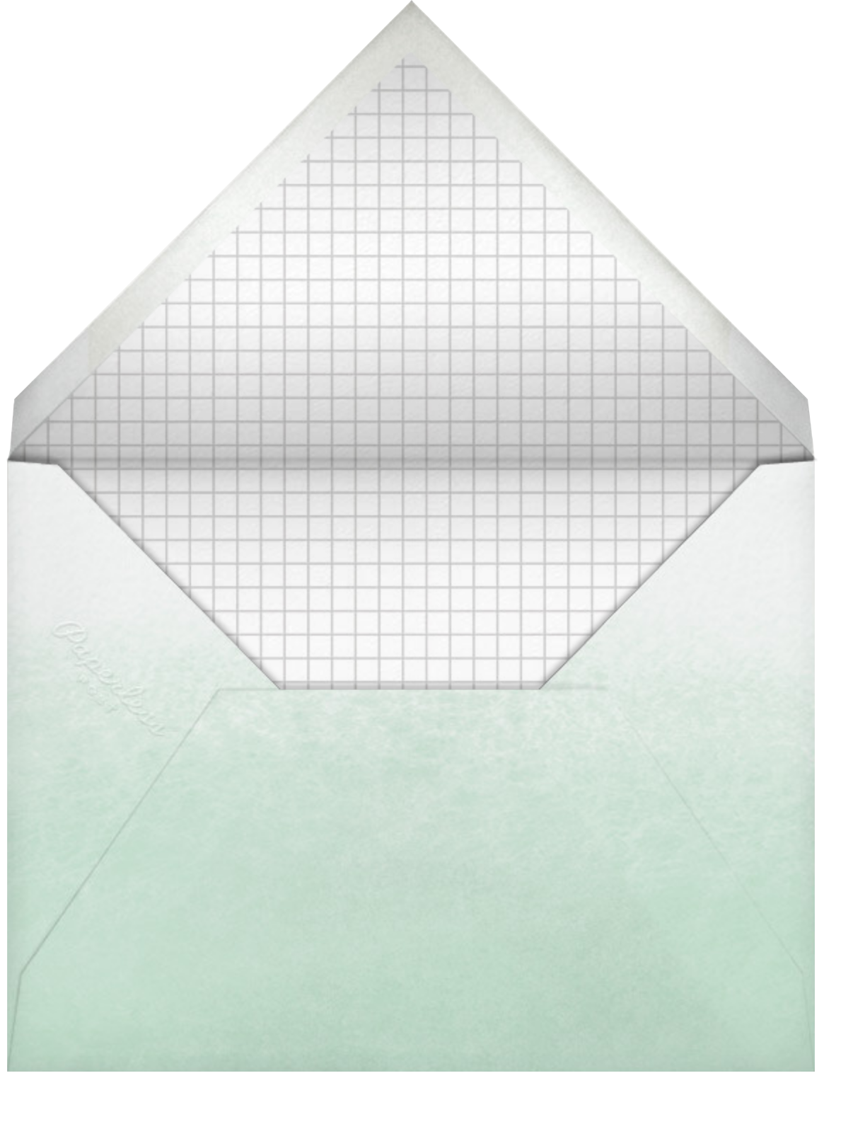 Relax - Fair - Paperless Post - Envelope