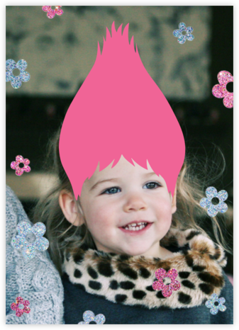 Hair Don't - Pink - Paperless Post -