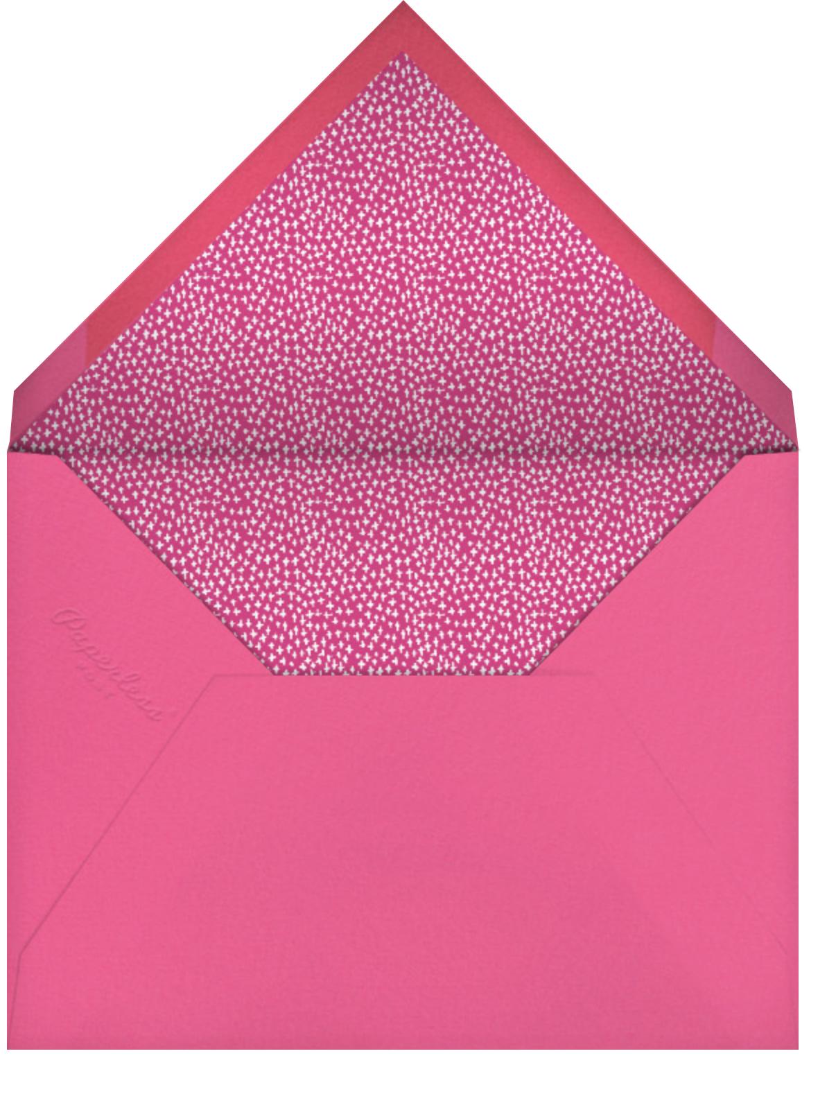 Party's Going Swimmingly - Fair - Mr. Boddington's Studio - Kids' birthday - envelope back
