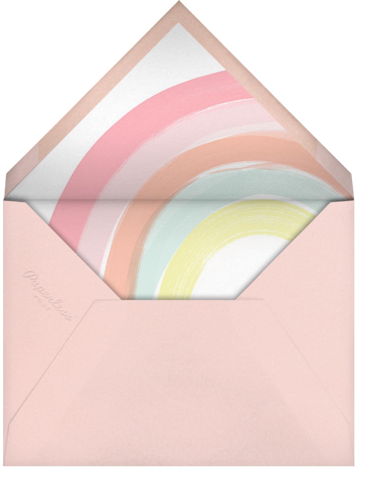 Feeling Unicorny - Meri Meri - Meri Meri - envelope back