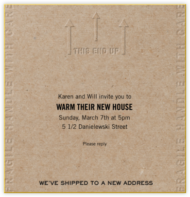 This End Up - Paperless Post - Celebration invitations