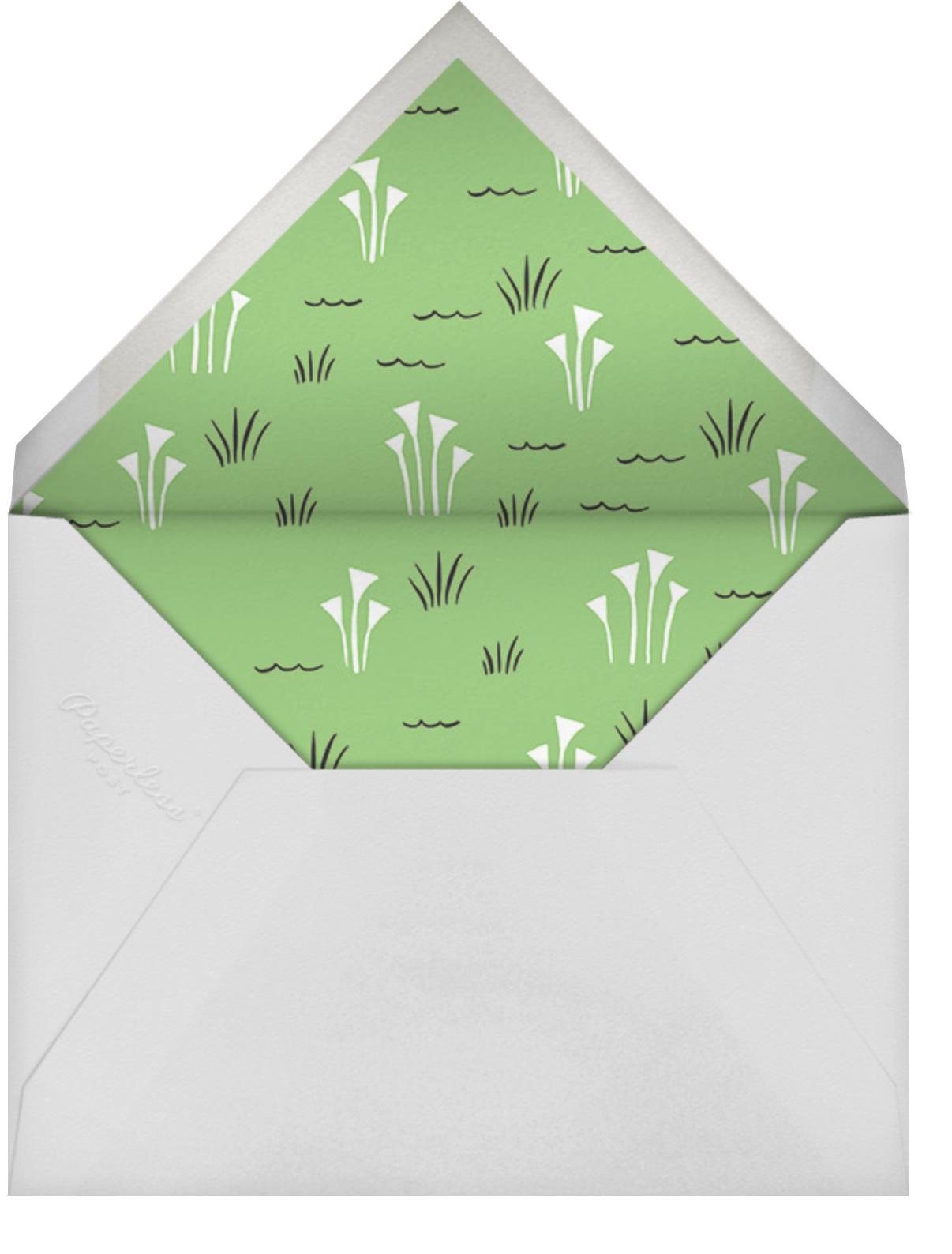 Later Gator - Hello!Lucky - Farewell party - envelope back