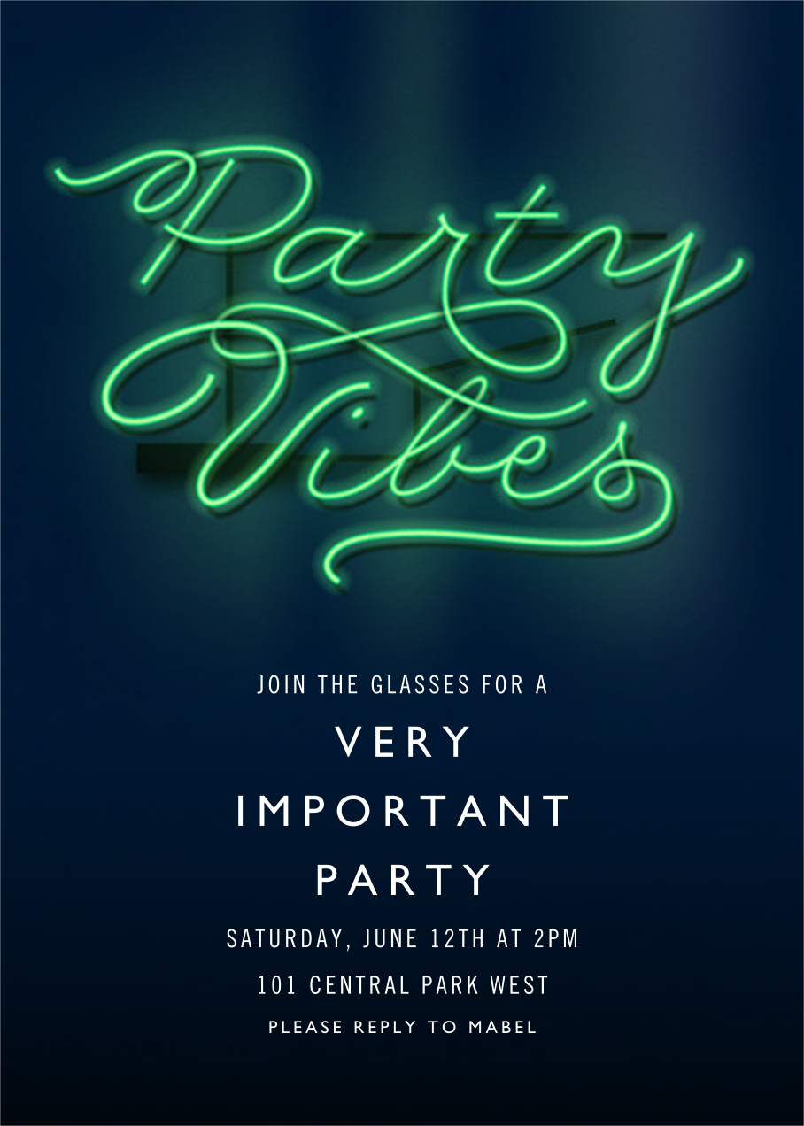 Party Vibes - Cheree Berry - General entertaining