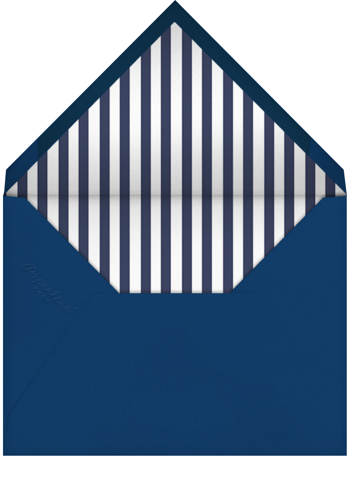 Hook and Line - Paperless Post - Envelope