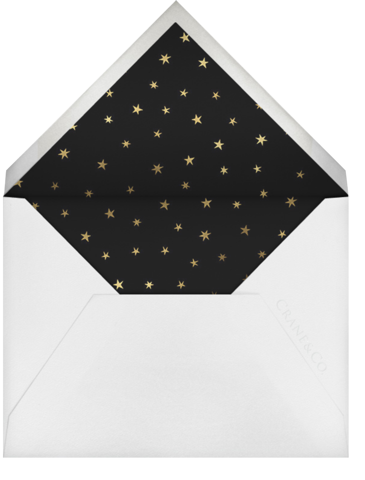 Grand Cru - Paperless Post - Anniversary party - envelope back