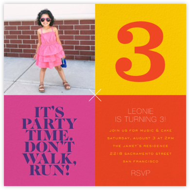 Birthday Grid - Pink - bluepoolroad -