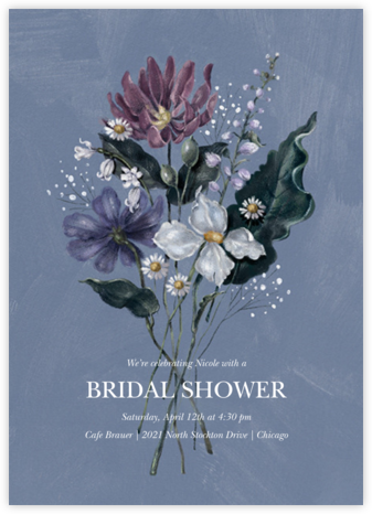 Tiergarten  - Paperless Post - Bridal shower invitations