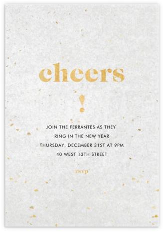 Vellum View - Paperless Post - New Year's Eve Invitations