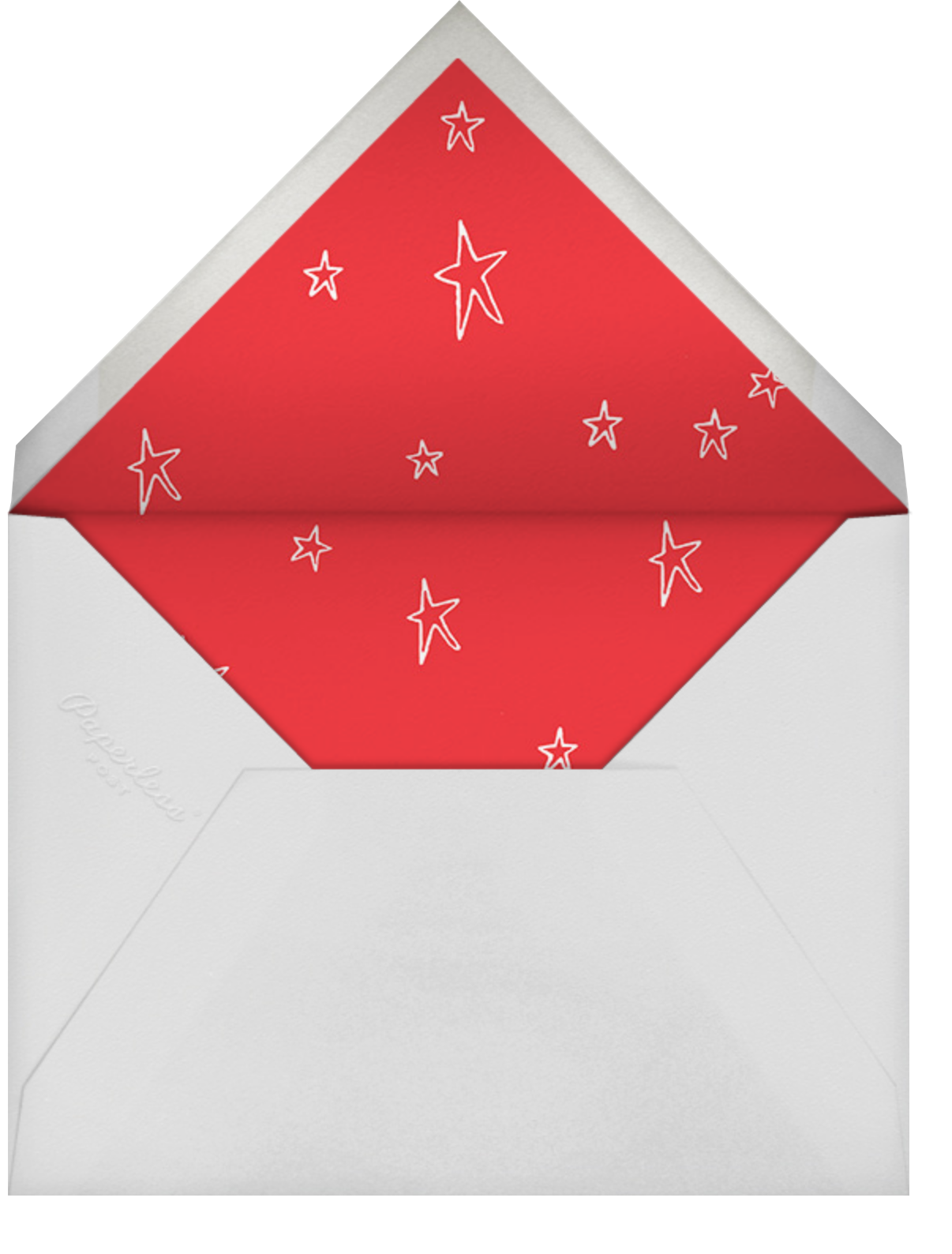 The Pong Song - Paperless Post - Envelope