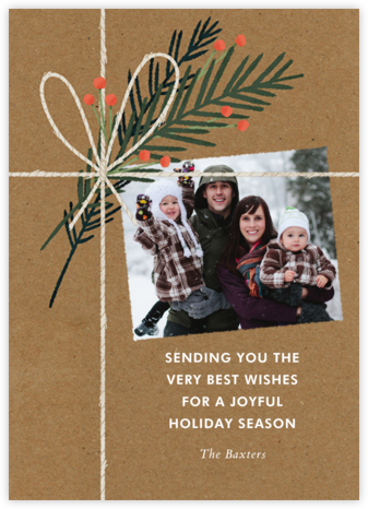 Holiday Favorites - Paperless Post -