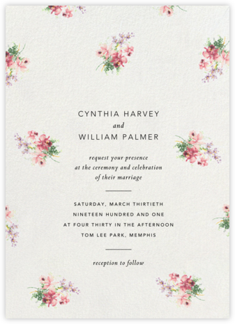 De Winter (Invitation) - Brock Collection -