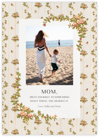 Charlotte Photo - Brock Collection - Mother's Day Cards
