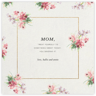 Kundry - Brock Collection - Mother's day cards