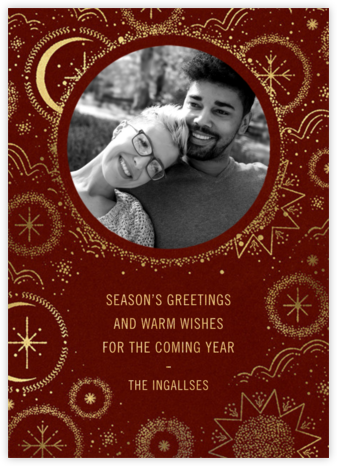 Guiding Stars Photo - Paperless Post - Photo Christmas Cards