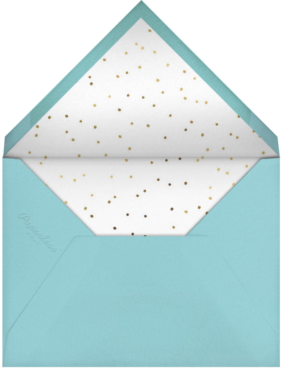 Nutcracker Pas de Deux - Meri Meri - Christmas party - envelope back