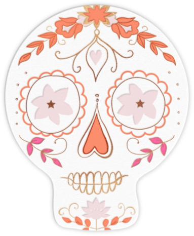 Sugar Skull - Meri Meri -