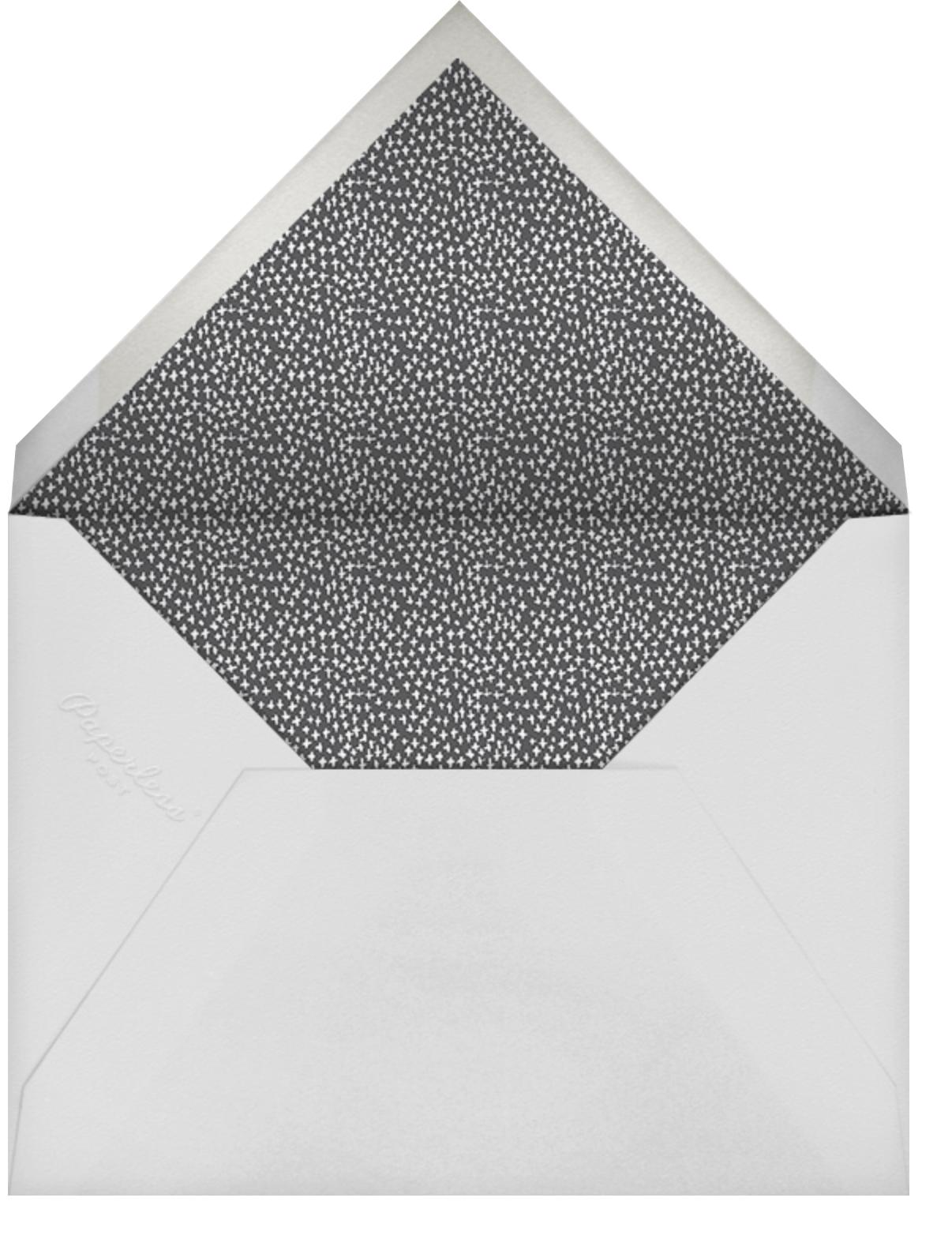 Let's Take a Chance Photo - Metallic - Mr. Boddington's Studio - Mr. Boddington's Studio - envelope back
